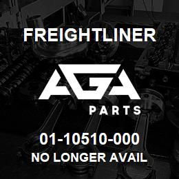 01-10510-000 Freightliner NO LONGER AVAIL | AGA Parts
