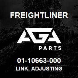 01-10663-000 Freightliner LINK, ADJUSTING | AGA Parts