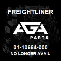 01-10664-000 Freightliner NO LONGER AVAIL | AGA Parts
