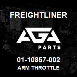 01-10857-002 Freightliner ARM THROTTLE | AGA Parts