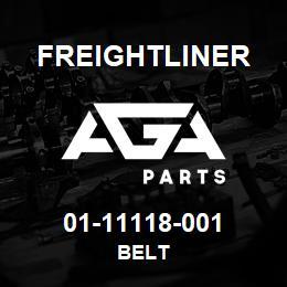 01-11118-001 Freightliner BELT | AGA Parts