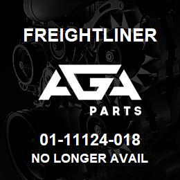 01-11124-018 Freightliner NO LONGER AVAIL | AGA Parts