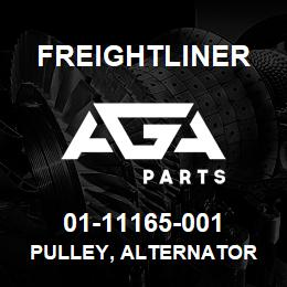 01-11165-001 Freightliner PULLEY, ALTERNATOR | AGA Parts