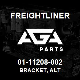 01-11208-002 Freightliner BRACKET, ALT | AGA Parts