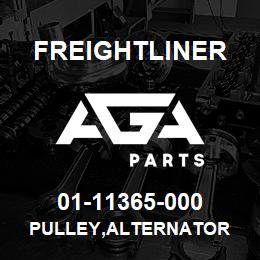 01-11365-000 Freightliner PULLEY,ALTERNATOR | AGA Parts