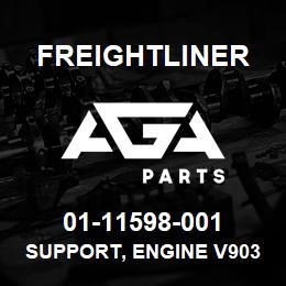 01-11598-001 Freightliner SUPPORT, ENGINE V903 | AGA Parts