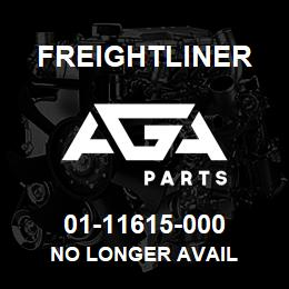 01-11615-000 Freightliner NO LONGER AVAIL | AGA Parts