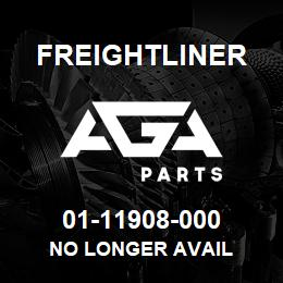 01-11908-000 Freightliner NO LONGER AVAIL | AGA Parts