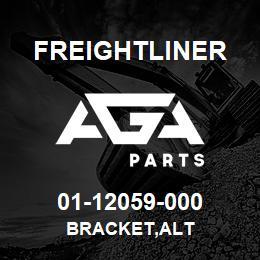 01-12059-000 Freightliner BRACKET,ALT | AGA Parts
