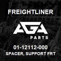 01-12112-000 Freightliner SPACER, SUPPORT FRT | AGA Parts