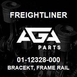 01-12328-000 Freightliner BRACEKT, FRAME RAIL   AGA Parts