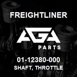 01-12380-000 Freightliner SHAFT, THROTTLE | AGA Parts