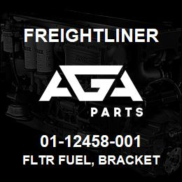 01-12458-001 Freightliner FLTR FUEL, BRACKET | AGA Parts