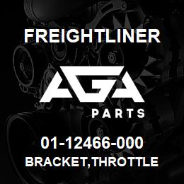 01-12466-000 Freightliner BRACKET,THROTTLE | AGA Parts