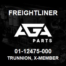 01-12475-000 Freightliner TRUNNION, X-MEMBER | AGA Parts