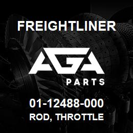 01-12488-000 Freightliner ROD, THROTTLE | AGA Parts