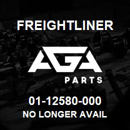 01-12580-000 Freightliner NO LONGER AVAIL | AGA Parts