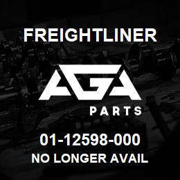 01-12598-000 Freightliner NO LONGER AVAIL | AGA Parts