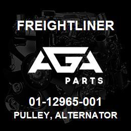 01-12965-001 Freightliner PULLEY, ALTERNATOR | AGA Parts