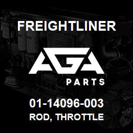 01-14096-003 Freightliner ROD, THROTTLE | AGA Parts