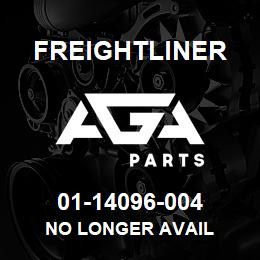 01-14096-004 Freightliner NO LONGER AVAIL | AGA Parts