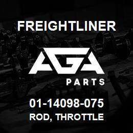 01-14098-075 Freightliner ROD, THROTTLE | AGA Parts