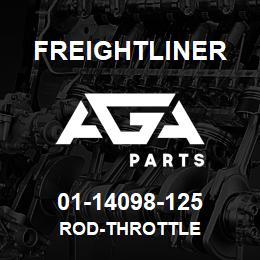 01-14098-125 Freightliner ROD-THROTTLE | AGA Parts