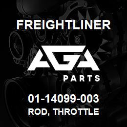 01-14099-003 Freightliner ROD, THROTTLE | AGA Parts
