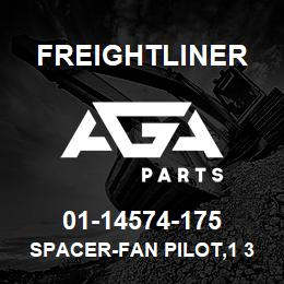 01-14574-175 Freightliner SPACER-FAN PILOT,1 3/4 | AGA Parts