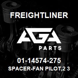 01-14574-275 Freightliner SPACER-FAN PILOT,2 3/4 | AGA Parts