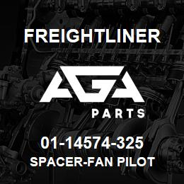 01-14574-325 Freightliner SPACER-FAN PILOT | AGA Parts