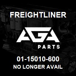 01-15010-600 Freightliner NO LONGER AVAIL | AGA Parts