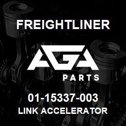 01-15337-003 Freightliner LINK ACCELERATOR | AGA Parts