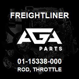 01-15338-000 Freightliner ROD, THROTTLE | AGA Parts