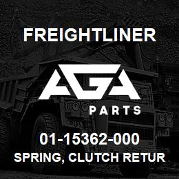 01-15362-000 Freightliner SPRING, CLUTCH RETURN | AGA Parts