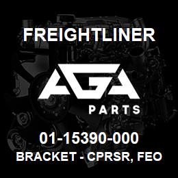 01-15390-000 Freightliner BRACKET - CPRSR, FEON | AGA Parts