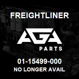 01-15499-000 Freightliner NO LONGER AVAIL | AGA Parts
