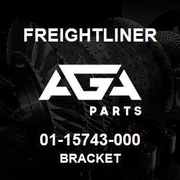 01-15743-000 Freightliner BRACKET | AGA Parts