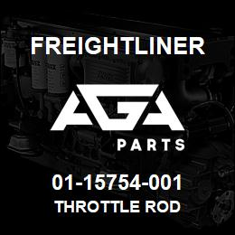 01-15754-001 Freightliner THROTTLE ROD | AGA Parts