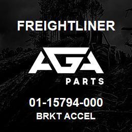 01-15794-000 Freightliner BRKT ACCEL | AGA Parts