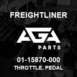 01-15870-000 Freightliner THROTTLE, PEDAL | AGA Parts