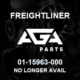 01-15963-000 Freightliner NO LONGER AVAIL | AGA Parts