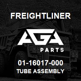 01-16017-000 Freightliner TUBE ASSEMBLY | AGA Parts