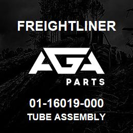 01-16019-000 Freightliner TUBE ASSEMBLY | AGA Parts