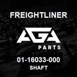 01-16033-000 Freightliner SHAFT | AGA Parts