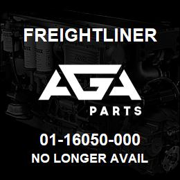 01-16050-000 Freightliner NO LONGER AVAIL | AGA Parts