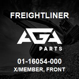 01-16054-000 Freightliner X/MEMBER, FRONT | AGA Parts