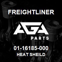 01-16185-000 Freightliner HEAT SHEILD | AGA Parts