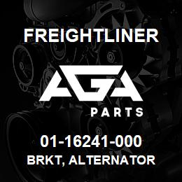 01-16241-000 Freightliner BRKT, ALTERNATOR | AGA Parts