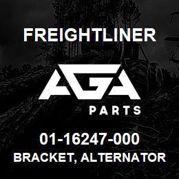 01-16247-000 Freightliner BRACKET, ALTERNATOR | AGA Parts